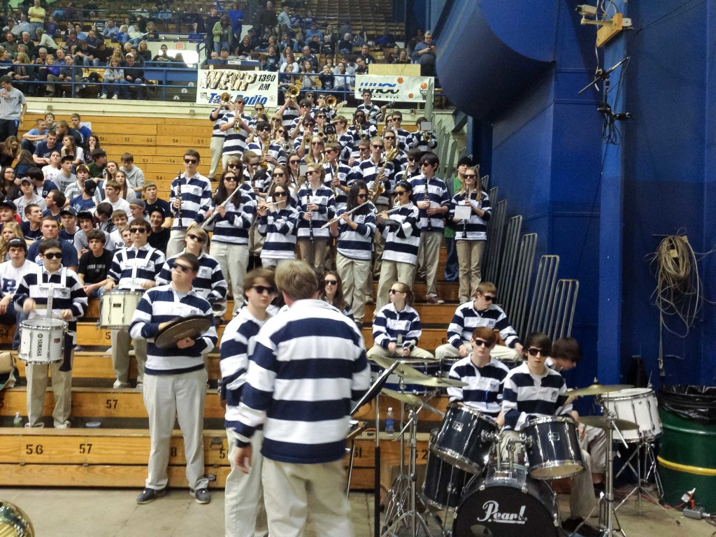 PIHS Game Band